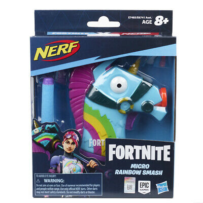 Nerf Fortnite Rainbow Smash Blaster • 9.99£