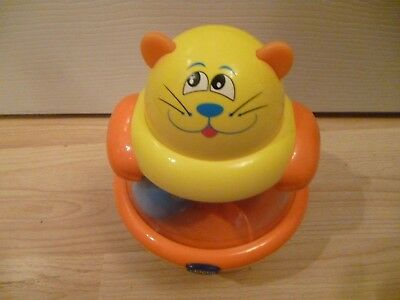 Chicco Spinning Top With Cat Face And Spinning Balls - Carousel Spinner • 3.99£