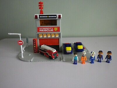 Tomy Hypercity Fire Station 85303 • 12.99£