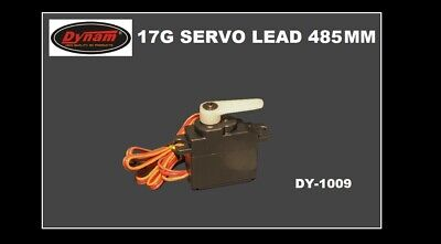Dynam 17g Servo With Lead 485 Mm / DY-1009  • 7.75£