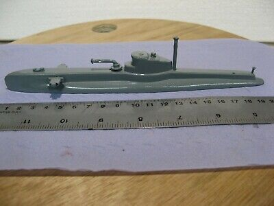 Vintage Submarine - Lead Collectable Toy *** • 35£