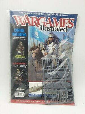 Wargames Illustrated - Issue 375 January 2019 - Empire Building  • 5.99£