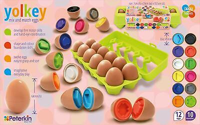 Yolkey Mix And Match Eggs • 16.94£