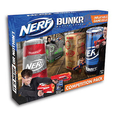 Nerf Bunkr Take Cover Competition Pack • 39.99£