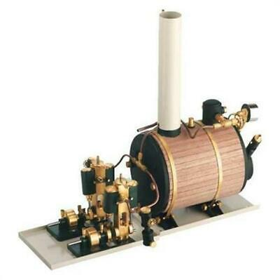 Krick Victor Maxi Twin Steam Engine Lying Boiler Complete /22310 • 1,929.47£