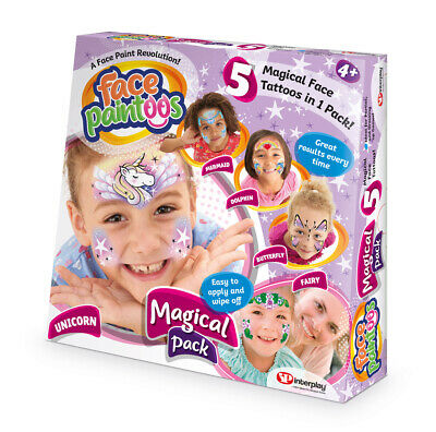 Face Paintoos Magical Pack • 9.49£