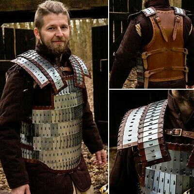 Lamellar Viking / Medieval Armour. Ideal For Costume Or LARP Events • 329£