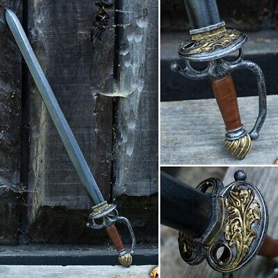 Foam And Latex Bendable Small Sword - 85cm / 100cm. Ideal For Costume Or LARP • 73£