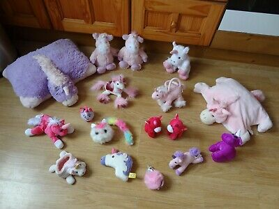 Bundle 17 X Plush UNICORNS Soft Toys 8 Ins High Max  • 5.99£