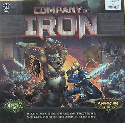 Privateer Press Company Of Iron Hordes Vs Warmachine  • 69£