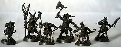 Age Of Sigmar Underworlds Beastgrave Grashrak's Despoilers (6 Models) And Cards • 22.99£