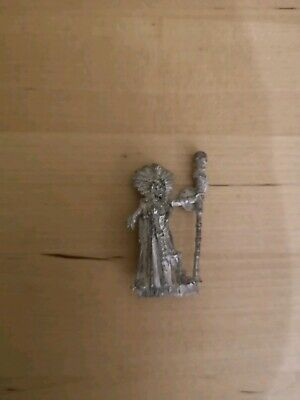 Warhammer Mordheim Amazon Priestess Missing One Hand Metal • 14.99£