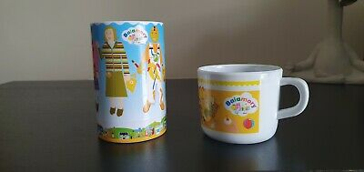 Balamory Childrens Jigsaw Cup Rare Vintage Collectible In Perfect Condition  • 7£