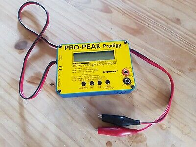 Ripmax Pro Peak Prodigy Digital Charger /Discharger • 21.90£