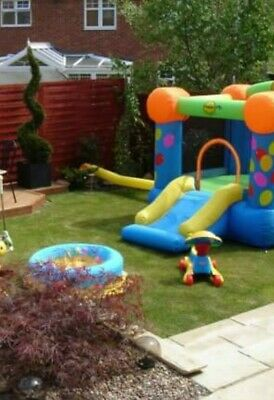 Happy Hop Air Flow Bouncy Castle • 199.99£