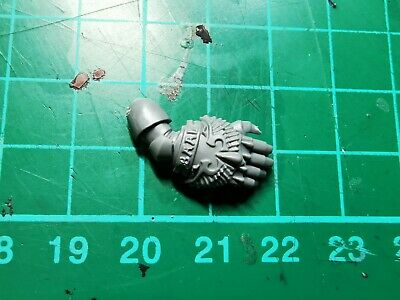 Warhammer 40k Blood Angels Space Marine Sanguinary Guard Power Fist Bits • 2.88£