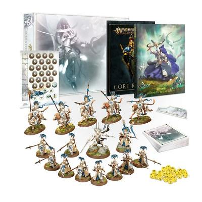 Age Of Sigmar Lumineth Realm-Lords Army Set • 130£