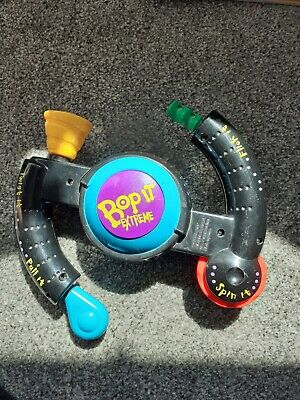 1998 Hasbro Bop It Extreme Vintage Electronic Game. Tested Working • 20£
