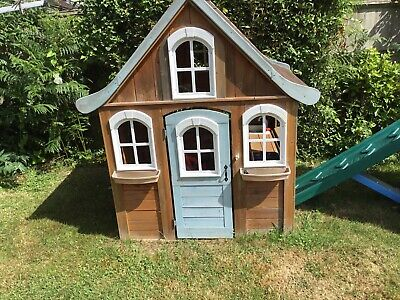 Children's Wooden Wendy House • 122£