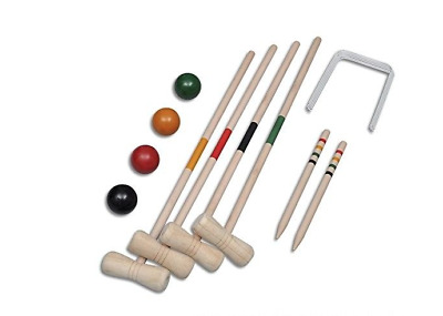 Home & Garden Co. Croquet Game • 19.99£