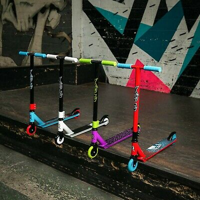 Xootz Kids Stunt Scooter - Available In 4 Different Bright Colours! Outdoor Push • 39.99£