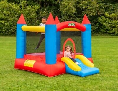 Kids Bouncy Castle Inflatable Bouncer Bounce House And Slide Inflatable Garden  • 249.99£