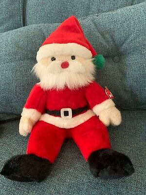 Ty Large Santa Beanie Buddy, With Tush & Swing Tags - RETIRED • 7£
