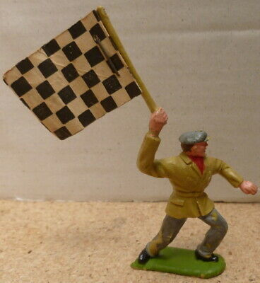 Vintage Scalextric Figure Start/finish Official  - Trackside Scenery 1/32  • 22£