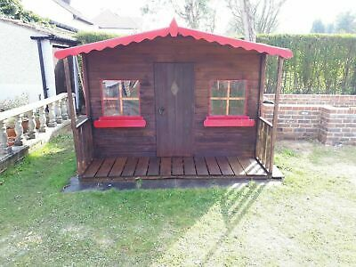 Children's Garden Playhouse Wendy House • 3.60£