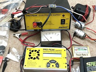 Pro Peak 13.8v Power Supply Supernova Charger Permax Motors Speed One • 5.50£