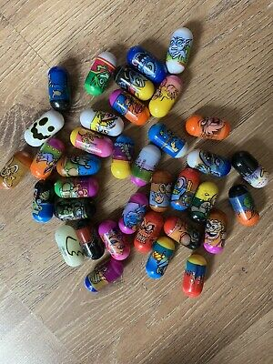 MIGHTY BEANZ MEXICAN JUMPING BEANS TOYS - JOB LOT Of 36 • 4.99£