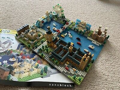 London Skyline Nanoblock, 1635 Pieces - Sold With Instruction Manual • 17£