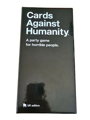 Cards Against Humanity UK Edition • 0.99£