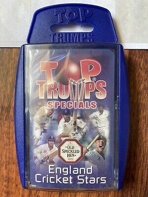 Top Trumps England Cricketers - New & Sealed • 4.49£