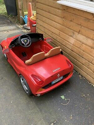 Ferrari California Two Seater Kids Car • 50£