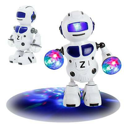 Toys For Boys Robot Kids Toddler Robot 3 4 5 6 7 8 9 Year Old Age Boys Cool Gift • 9.99£