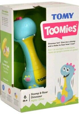 BNIB Tomy Toomies Stomp And Roar Dinosaur 6m+ • 11.99£