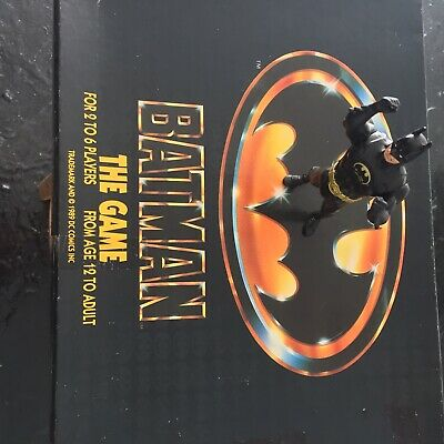 Batman.  The Game.   With.  1990.  Action Figure • 8.75£