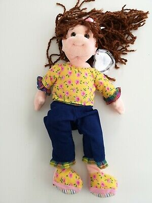 TY Beanie Boppers Doll With Tag - Lovable Lulu • 5£