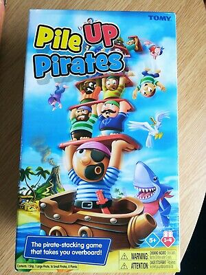 Pile Up Pirates Brand New Unopened  • 13£