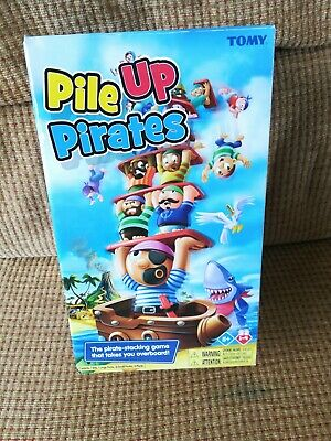 Pile Up Pirates Used Once.  • 6.99£