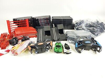 HUGE Electric Remote Control Slot Car Racing Track Set Kids Toy Race Game TURBO • 49.99£