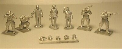 Empress And TAG 28mm Modern Miniatures For Spectre • 6£