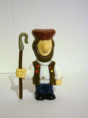 Shepherd Figurine Toy - Approx 2.5  Tall • 0.99£