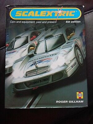 Scalextric Book 5th Edition • 9.99£