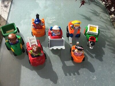 Fisher Price Little People Vehicles And Similar • 7.79£