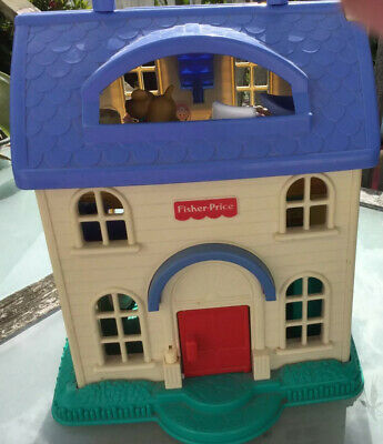 Fisher Price Little People House • 6.50£