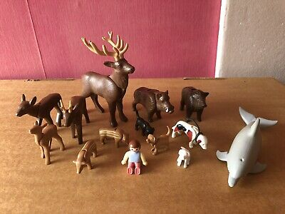 Playmobil Animal Bundle • 17.99£