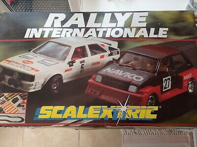 Scalextric Classic Set And Accessories • 10£