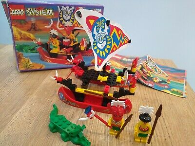 Lego Pirates Islander Catamaran 6256: Complete With Box And Instructions • 18£